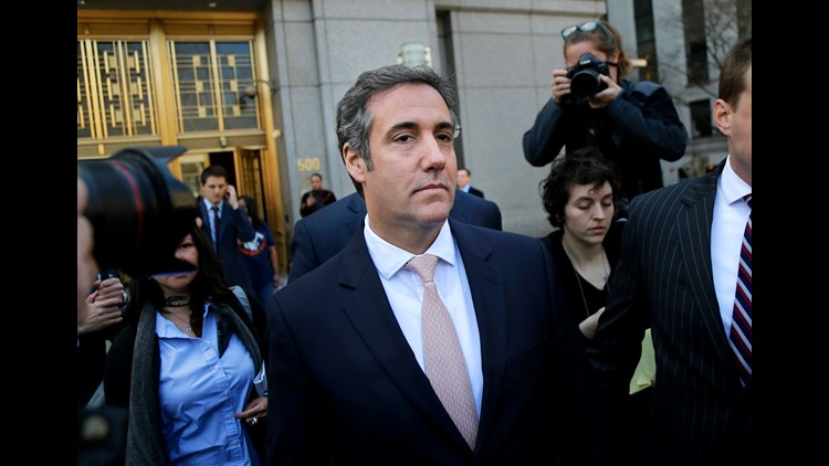 Stormy Daniels's lawyer: Michael Cohen may have used Russian oligarch's money