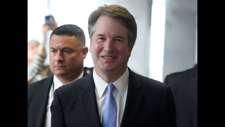 White House Invokes Executive Privilege On Vast Cache of Kavanaugh Documents