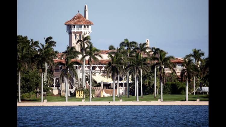 AP TRUMP MAR-A-LAGO A FILE USA FL
