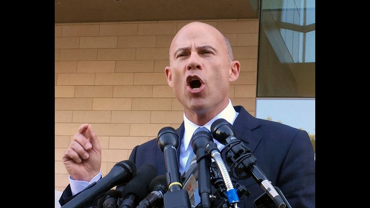 Michael Avenatti arrested in Los Angeles following domestic violence incident