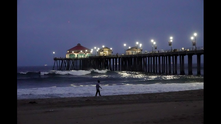 Photo Tour Huntington Beach The Original Surf City Ksdk Com