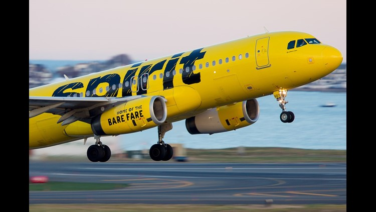 Budget airline Spirit says it's going all in on WiFi