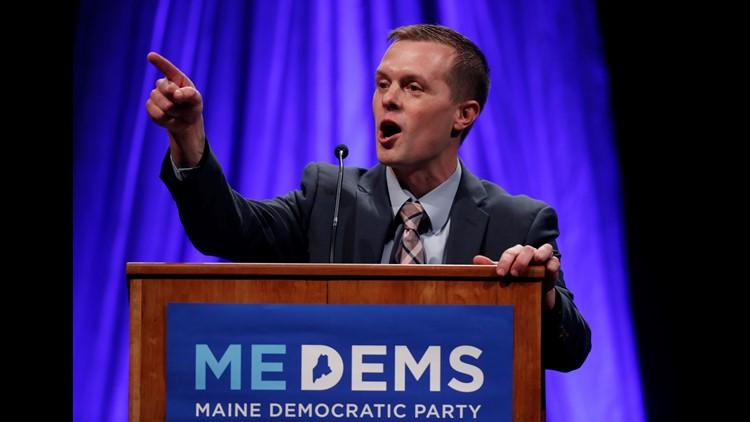 AP MAINE DEMOCRATIC CONVENTION A USA ME