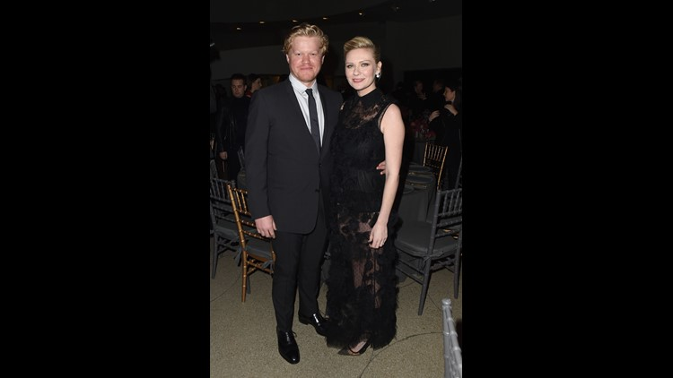 Kirsten Dunst, Jesse Plemons welcome first child