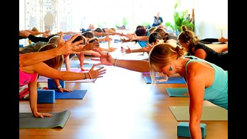 Here's where to find the top yoga studios in St. Louis