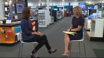 New Best Buy head is youngest female CEO in Fortune 100