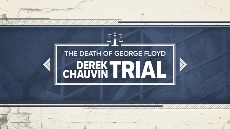 Derek Chauvin trial: Jury sees new video of George Floyd before arrest, Derek Chauvin afterward