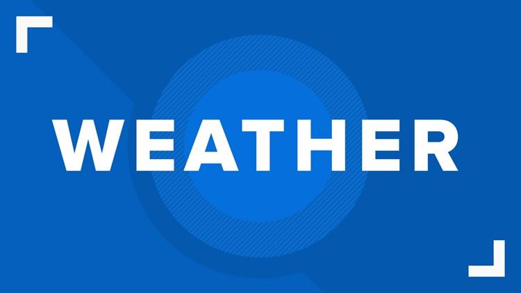 Live radar: Showers move through St. Louis area