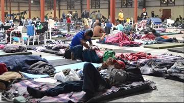 Fate of caravan migrants uncertain as Mexico closes shelter near U.S. border