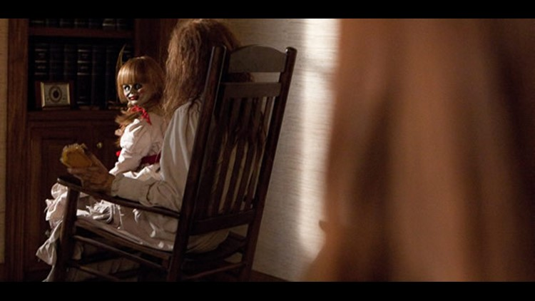 Home that inspired 'The Conjuring' movie for sale for $1.2M