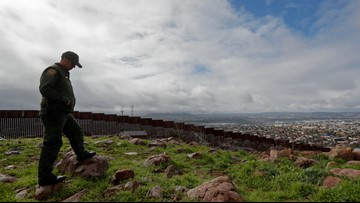 Border residents come to grips with Trump's national emergency
