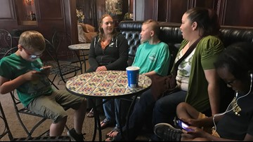 Portland parents upset by American Airlines' treatment of kids with disabilities who were stranded overnight