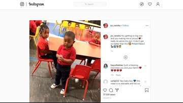 'Bless all the boys and girls' | 3-year-old's prayer at preschool goes viral on Instagram