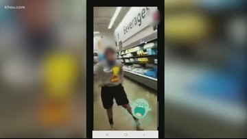 Texas teen who allegedly urinated on Walmart shelf identified and charged