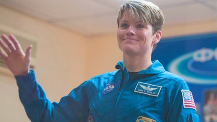 NASA astronaut accused of hacking estranged wife's bank account while in space