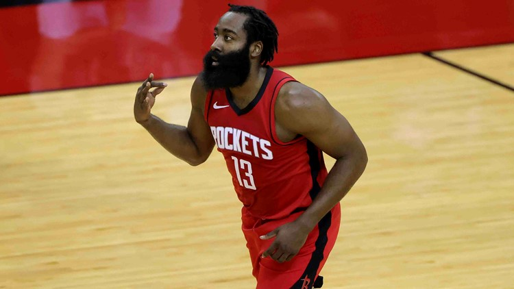 Reports: Rockets trade James Harden to Brooklyn Nets