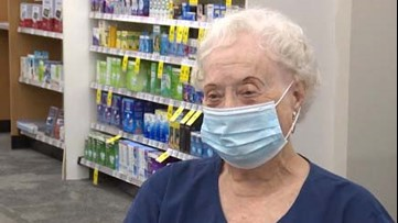 Meet Mary Jo: 81-year-old woman has been with CVS longer than any other employee nationwide