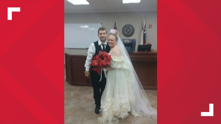 Family: Newlyweds killed in accident minutes after getting married