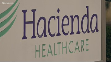 Hacienda Healthcare shuts down facility where incapacitated woman gave birth