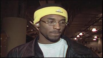 Rene and Easton Knott interview Kobe Bryant in 1998