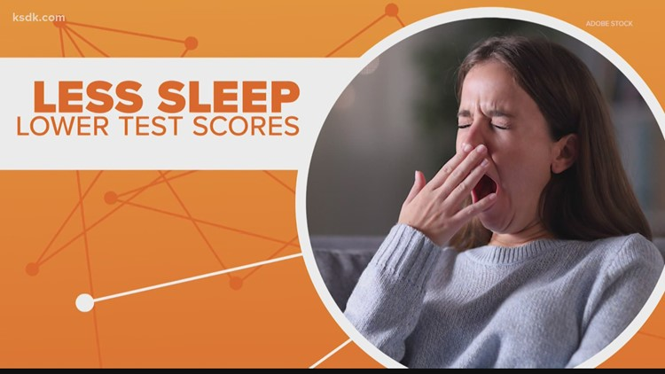 Connect the Dots: Good night's sleep especially crucial for teens