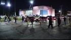 Several protestors arrested for blocking street at Ferguson Police Department on Friday