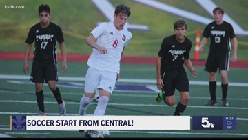 Parkway Central senior thriving as openly gay soccer star