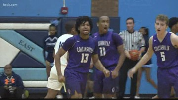 Collinsville continues to roll, beats Belleville East