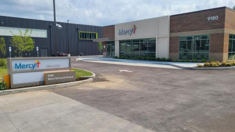 Mercy opens new clinic in Ferguson