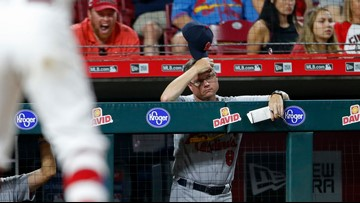 Cardinals win streak snapped as offense comes up short in 2-1 loss to Reds