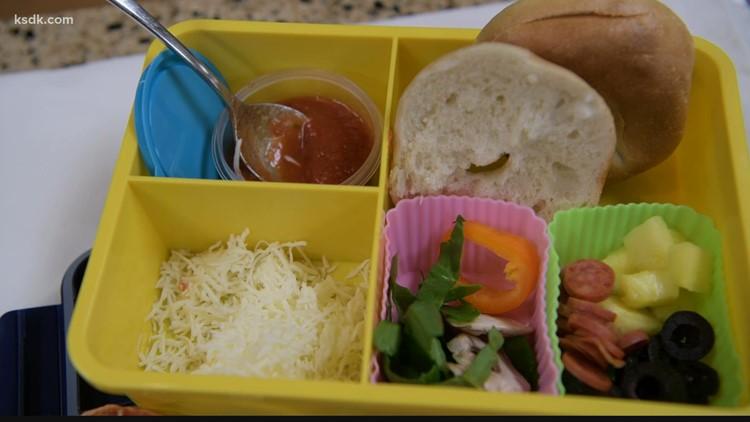 Happy, Healthy Kids | Back to School Recipe with Schnucks: Mini Bagel Pizza Packs