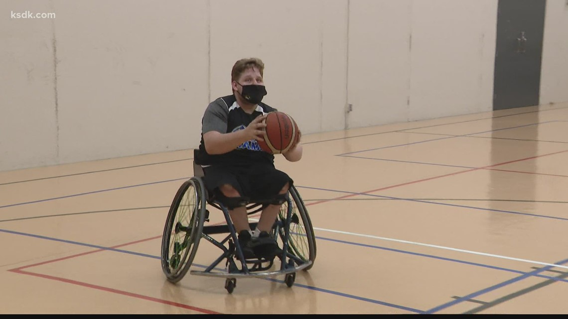 Local athlete takes basketball talents to Mizzou wheelchair hoops