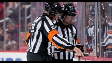 NHL expands video review after calls missed in playoffs