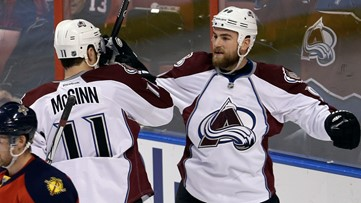 McGinn's ties with O'Reilly helps him land tryout with Blues