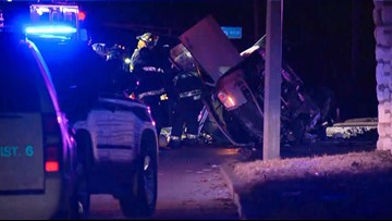 1 person killed in north St. Louis crash