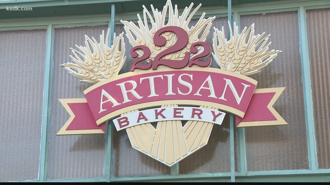 Small STL | 222 Artisan Bakery