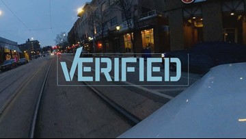 VERIFY: Was fiber optic internet installed along with the Loop Trolley?