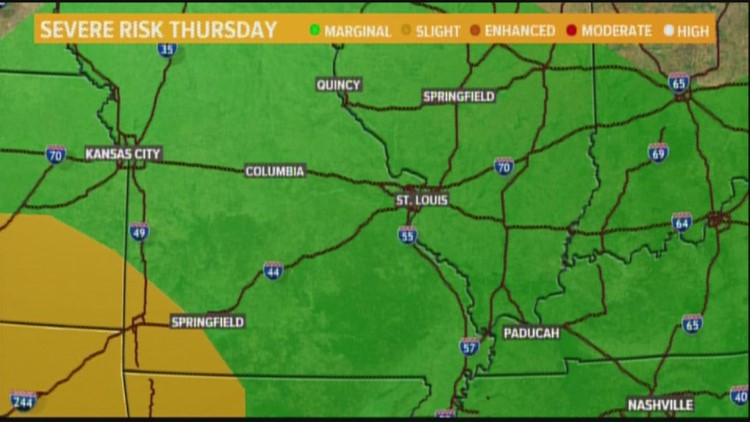 Ksdk Weather Map.Thursday 4am Chester Web Weather Ksdk Com