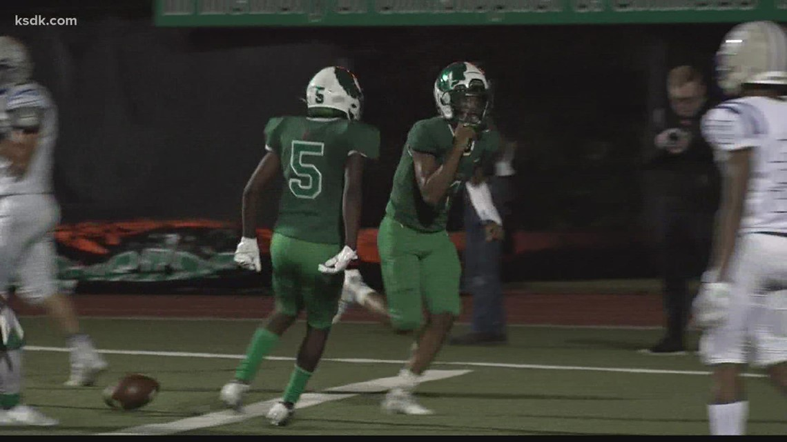 St. Mary's tops Lutheran St. Charles