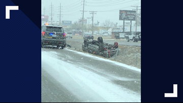 Accidents reported across St. Louis area