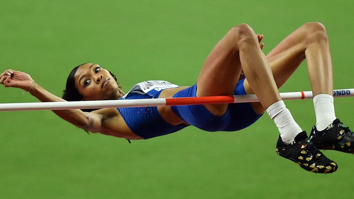Tokyo Olympics: High jumping, Vashti Cunningham