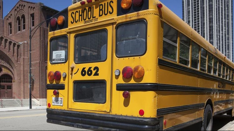 Rockwood students won't be allowed to ride bus if they live within 1 mile of school this year