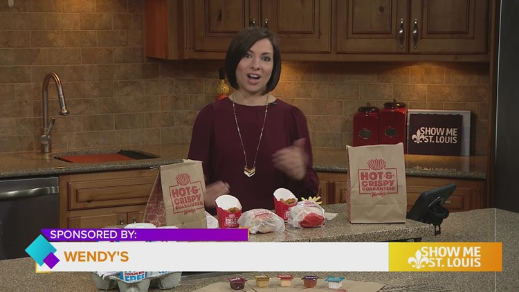 Try a $5 Biggie Bag from Wendy's