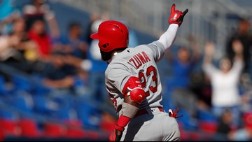 Cardinals blast past Reds in Mexico thanks to two homers from Ozuna