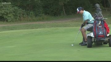 Golf tournament hopes to make courses more accessible