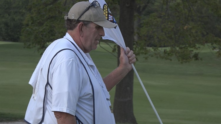 'It was amazing': Caddie remembers carrying Jack Nicklaus' bag in 1971 Ryder Cup in St. Louis