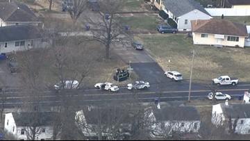 Woman found dead near Jefferson Barracks in south St. Louis County ID'd