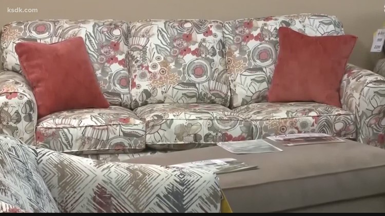 Shop local at Best Home Furnishings in St. Louis