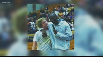 Local athlete shares his special connection to Kobe Bryant