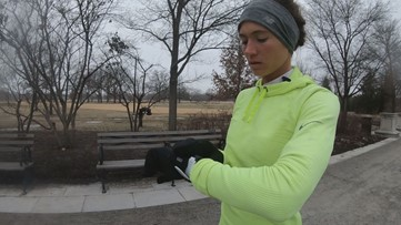 She hasn't been running long, but this St. Louis woman will chase her Olympic dream this month